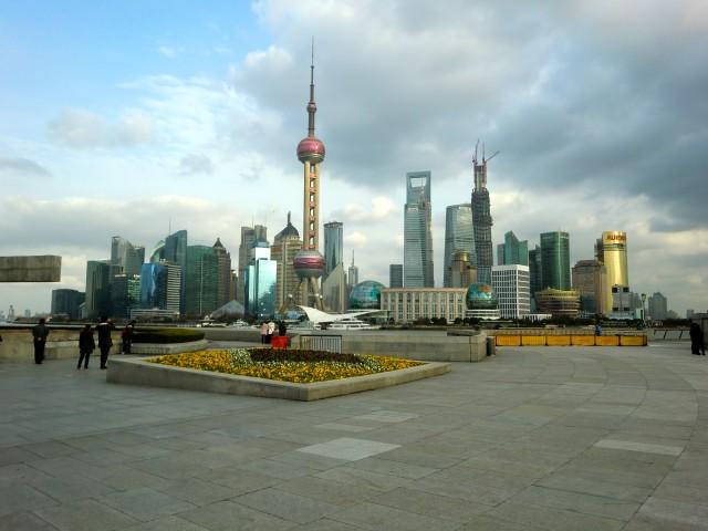 Marie in Shanghai